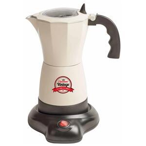 Bestron Espressomaschine AES500RE 6 Tassen 480 W Cremefarben
