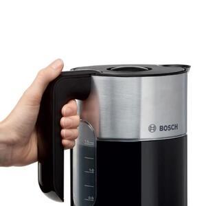 Bosch TWK8613P Wasserkocher Styline schw. 1,5L