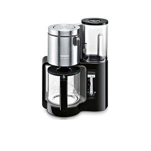 Siemens TC86303, Tropfen, freistehend, Anthrazit, Silber, 1160 W, 220-240 V, 50/60 Hz