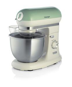 Ariete Küchenmaschine Vintage; grün/weiß