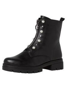 Tamaris Damen Stiefelette schwarz 1-1-25827-35 normal Größe: 39 EU