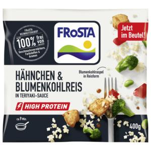Frosta Hähnchen und Blumenkohlreis 400g