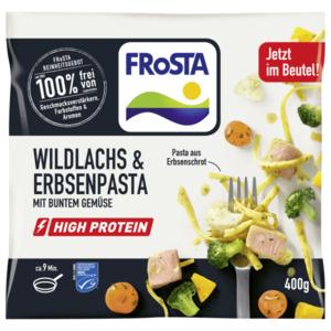 Frosta Wildlachs Erbsenpasta 400g