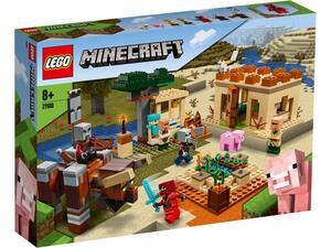 LEGO® 21160 Minecraft Dorf - der Illager-Überfall V29, ab 8 Jahre
