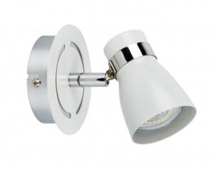 Primaster 1er LED Spot Hit ,  chrom-weiß
