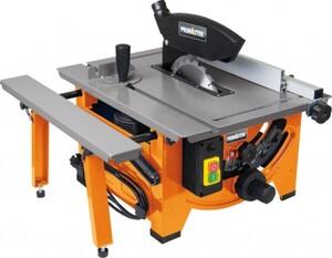 Primaster Tischkreissäge TS1200 1200 W, Schnitthöhe max.: 48 mm