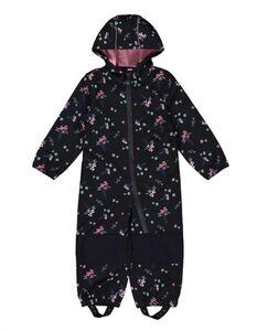 Mädchen Regenanzug - Wärmende Wattierung