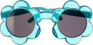 SUNDANCE Sonnenbrille für Kinder Blume türkis-transparent