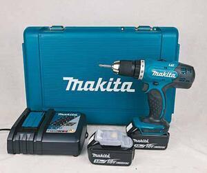 Makita Akku-Bohrschrauber DDF453RFE