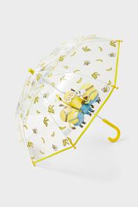C&A Minions-Regenschirm, Gelb, Größe: 1 size