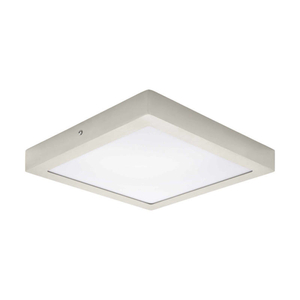 Eglo Leuchten LED-AUFBAUSPOT 300X300 NICKEL