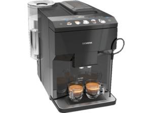 SIEMENS TP501D09 EQ500 Classic Kaffeevollautomat Klavierlack Schwarz