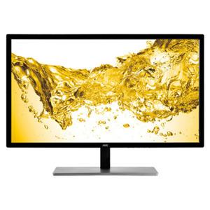AOC U2879VF - 71 cm (28 Zoll), LED, AMD FreeSync, 4K UHD, 1 ms Reaktionszeit, DisplayPort