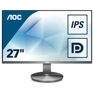 AOC I2790VQ/BT - 69 cm (27 Zoll), LED, IPS-Panel, 4 ms, Lautsprecher, DisplayPort