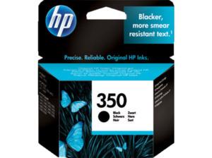HP 350 Tintenpatrone Schwarz (CB335EE)