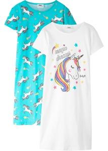 Mädchen Nachthemd (2er-Pack)