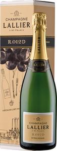 Champagne Lallier Extra Dosage in Gp   - Schaumwein, Frankreich, demi sec, 0,75l
