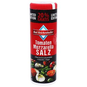 Bad Reichenhaler Tomaten Mozzarella Salz