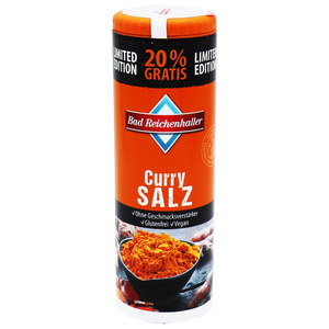 Bad Reichenhaler Curry Salz