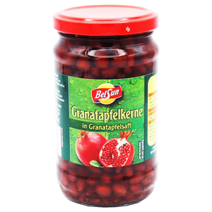 Bel Sun Granatapfelkerne im Glas
