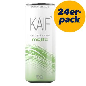 KAIF Mojito Energy, 24er Pack (EINWEG) zzgl. Pfand