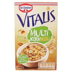 Dr. Oetker Vitalis Multikorn Nüsse & Kerne