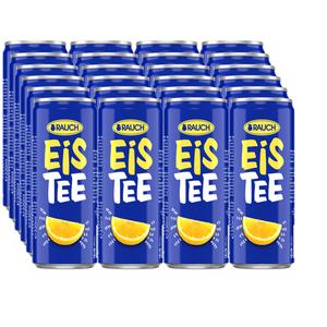 Rauch Eistee Zitrone, 24er Pack (EINWEG) zzgl. Pfand