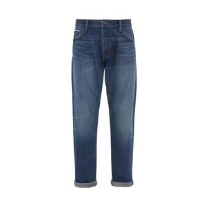 "Locker geschnittene ""Stronghold"" Jeans in heller Waschung"