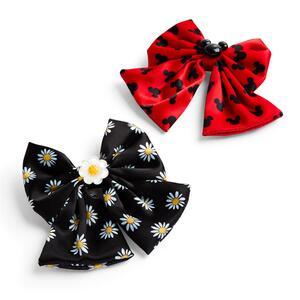 """Rote """"Disney Minnie Maus"""" Haarschleifen, 2er-Pack"""