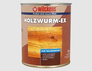 Holzwurm Ex auf Wasserbasis