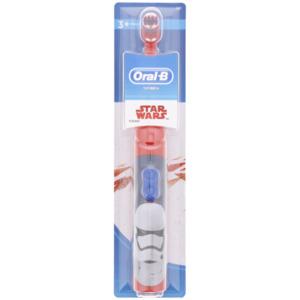 Oral-B Elektrische Kinderzahnbürste Star Wars