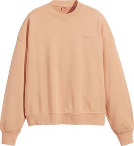 Levi's® Sweatshirt, uni, Rundhals, Langarm, für Damen