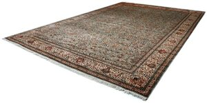 Seidenteppich »Allover 999x4«, Kayoom, rechteckig, Höhe 10 mm, Einzelstück mit Zertifikat, Wohnzimmer