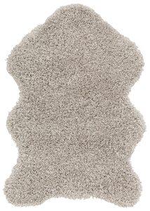 Hochflor-Teppich »Schaffell 45«, my home, rechteckig, Höhe 45 mm, Webteppich in Fellform, Wohnzimmer