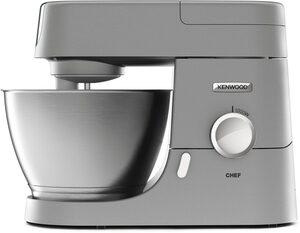 KENWOOD Küchenmaschine Chef KVC3150S, 1000 W, 4,6 l Schüssel, Mit viel Zubehör im Gesamtwert von UVP € 219,98