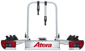 Atera Kupplungsfahrradträger »Strada Sport E-Bike ML«, für max. 2 Räder, (Komplett-Set)
