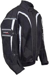roleff Motorradjacke »RO 607« 4 Taschen, mit Sicherheitsstreifen