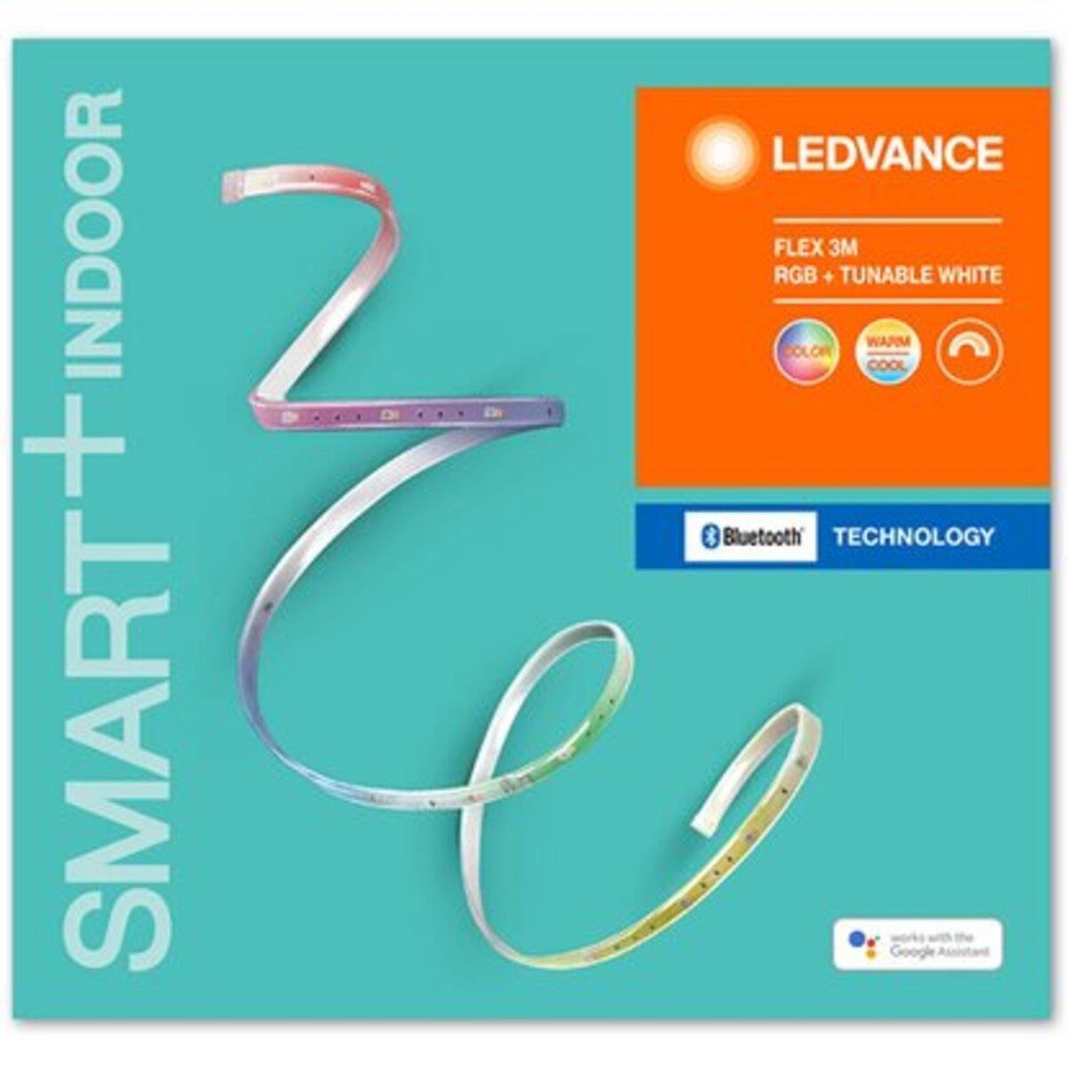 Bild 3 von Ledvance Smart+ Bluetooth Flexband für Innen 3 Meter 16 Mio. Farben Farbwechsel