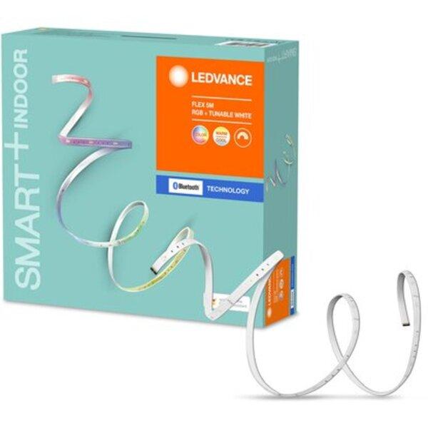 Ledvance Smart+ Bluetooth Flexband für Innen 5 Meter 16 Mio. Farben Farbwechsel