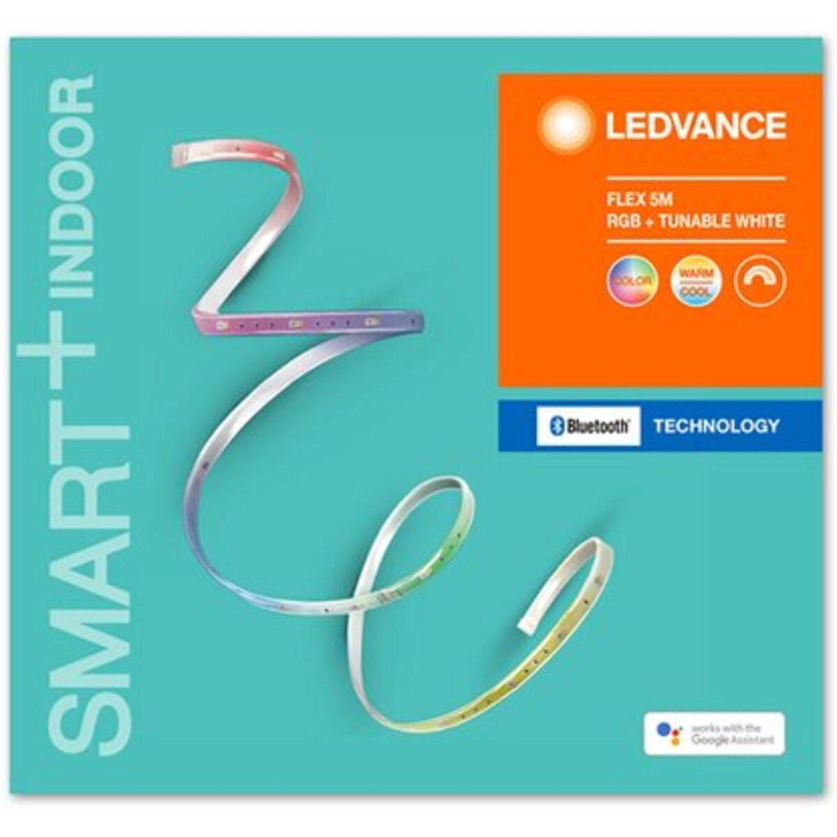 Bild 3 von Ledvance Smart+ Bluetooth Flexband für Innen 5 Meter 16 Mio. Farben Farbwechsel