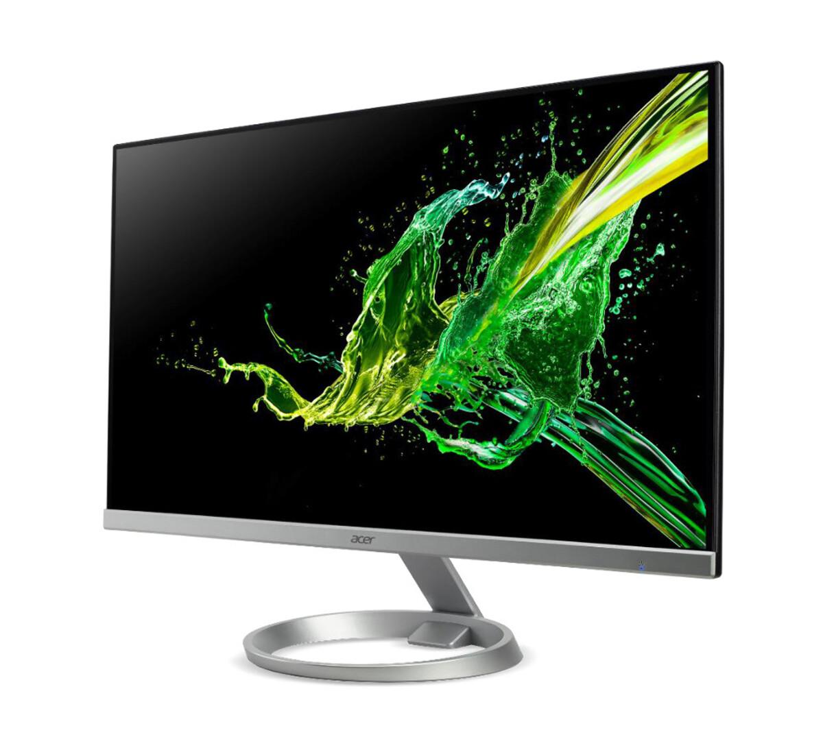 Bild 3 von ACER R270SI silber Gaming-Monitor (E, 27 Zoll, Full-HD 1920 x 1080 Pixel, IPS, 16:9, 1 ms Reaktionszeit, HDMI, Zero Frame, FreeSync)