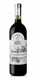 Corte Pavone Brunello di Montalcino Poggio Molino al Vento 2014 - 0.75 L - Italien - Biowein, Rotwein, Vegan - Loacker Tenute S.S.