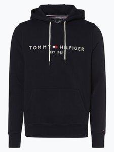 Tommy Hilfiger Herren Sweatshirt blau Gr. S