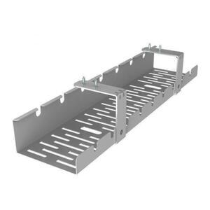 FlexiSpot Schreibtisch Kabelkanal cmp502 Grau
