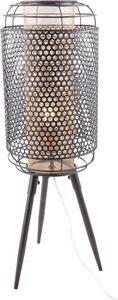 Nino Leuchten LED Tischleuchte »Denton«, Höhe 70,5 cm, Durchmesser 24 cm