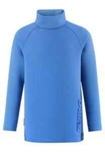 Sweatshirt Winged Fleecepullover  blau Gr. 128 Mädchen Kinder