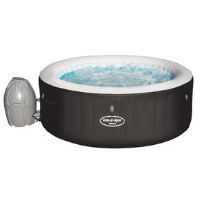Bestway Whirlpool 2-4 schwarz  54123 Lay-Z-Spa Miami  Kunststoff
