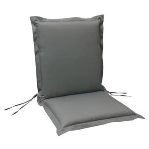 Ambia Garden Sesselauflagenset  Premium  Grau