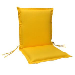 Ambia Garden Sesselauflagenset  Premium  Gelb