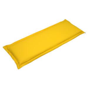 MID.YOU Bankauflage gelb  Premium  Textil